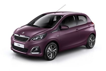 Peugeot 108 Hatchback Hatch 5Dr 1.0  68PS Active 5Dr Manual