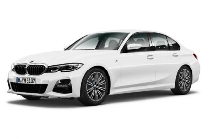 BMW 3 Series Saloon 320 xDrive Saloon 2.0 d 190PS M Sport 4Dr Auto [Start Stop] [Professional Media]