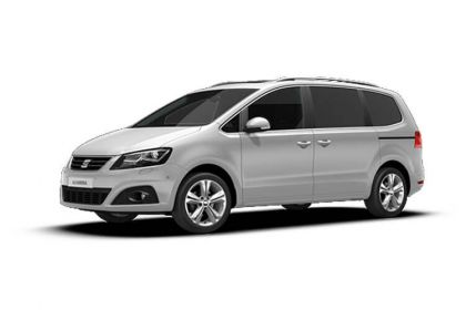 Lease SEAT Alhambra Ex Demo