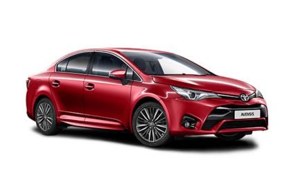 Toyota Avensis Saloon Saloon 1.6 D-4D 112PS Business Edition 4Dr Manual [Start Stop]