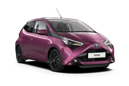 Toyota Aygo Hatchback Hatch 5Dr 1.0 VVTi 68PS x-play 5Dr x-shift