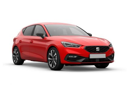 Lease SEAT Leon Ex Demo