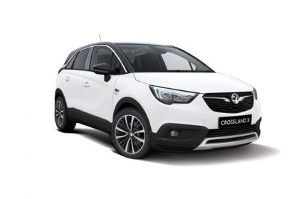Lease Vauxhall Crossland X car leasing