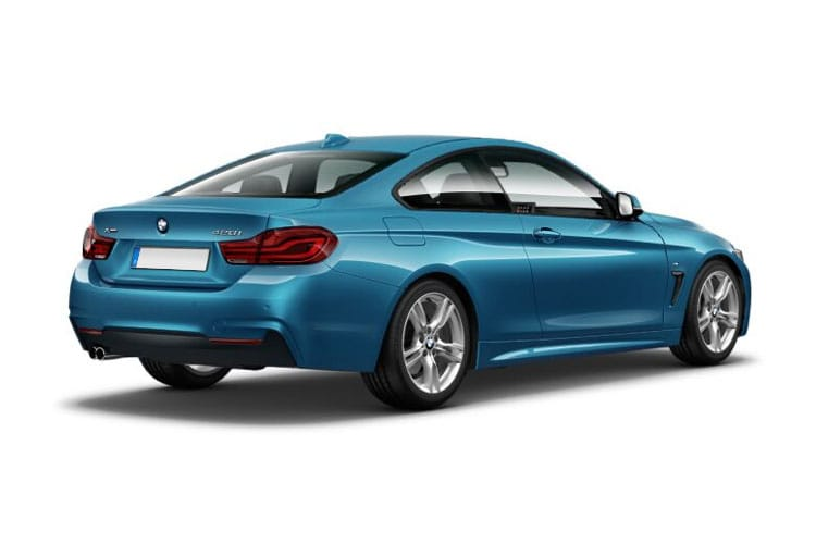 BMW 4 Series 420 Coupe 2.0 d 190PS M Sport 2Dr Auto [Start Stop] back view