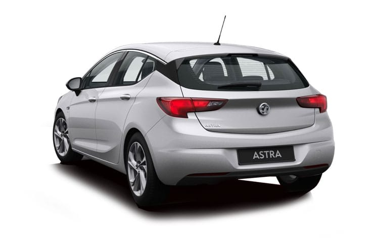 Vauxhall Astra Hatch 5Dr 1.6 CDTi 136PS SRi Nav 5Dr Auto back view