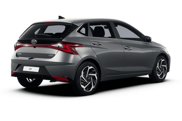 Hyundai i20 Hatch 5Dr 1.2  84PS SE 5Dr Manual back view