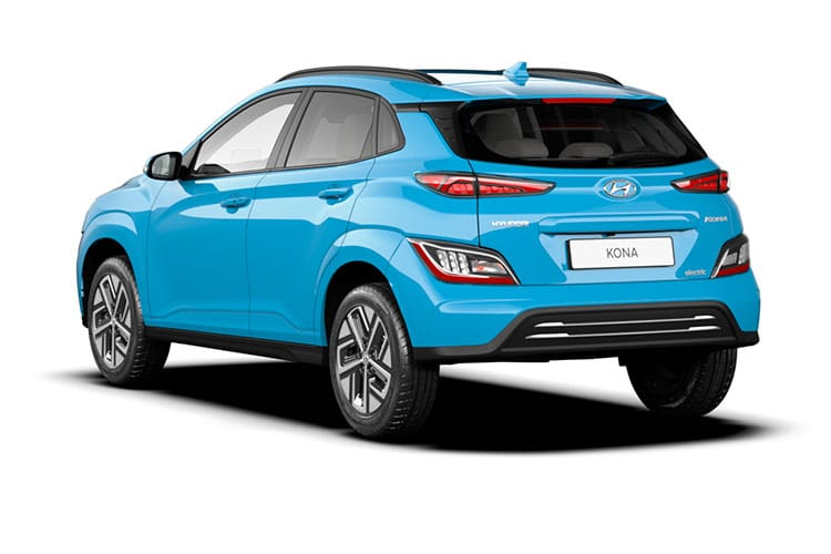 Hyundai KONA SUV 1.0 T-GDi 120PS Premium 5Dr Manual [Start Stop] back view