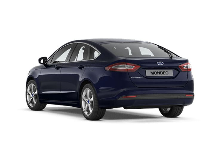 Ford Mondeo Hatch 5Dr 1.5 TDCi ECOnetic 120PS Titanium 5Dr Manual [Start Stop] back view