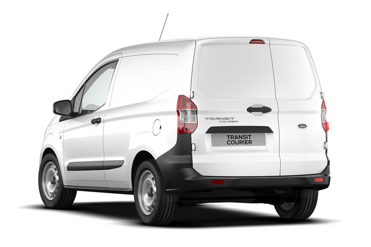 Ford Transit Courier N1 1.5 TDCi FWD 100PS Trend Van Manual [Start Stop] back view
