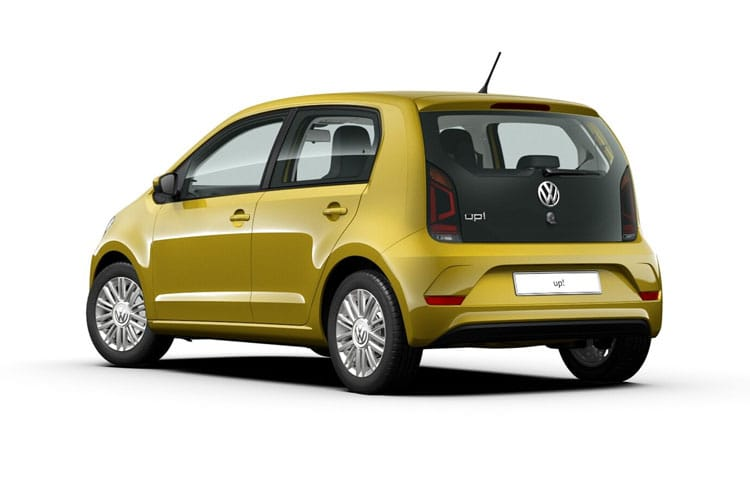 Volkswagen up! Hatch 3Dr 1.0  60PS Move up! 3Dr Manual back view