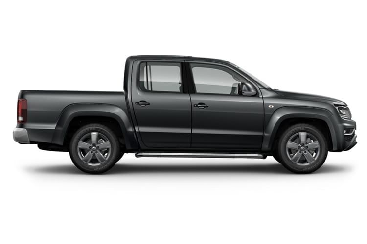 Volkswagen Amarok Pick Up DCab 4Motion 3.0 TDI V6 4WD 258PS Black Edition Pickup Double Cab Auto [Start Stop] detail view