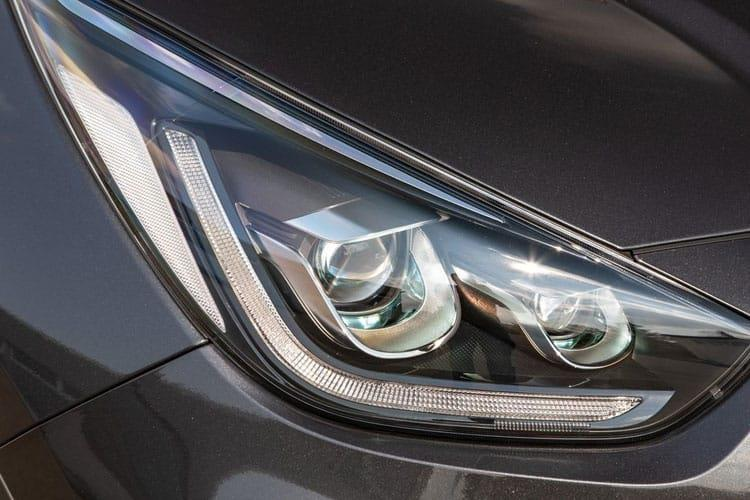 Kia Niro SUV 5Dr 1.6 h GDi 139PS 2 5Dr DCT [Start Stop] detail view