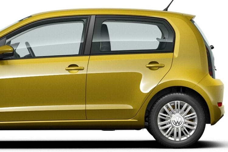 Volkswagen up! Hatch 3Dr 1.0  60PS Move up! 3Dr Manual detail view