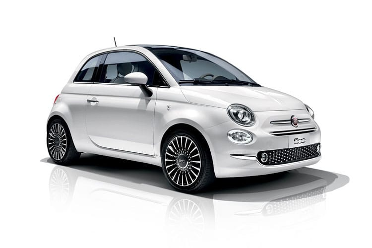 Fiat 500 Hatch 3Dr 1.2 8V 69PS S 3Dr Manual [Start Stop] front view