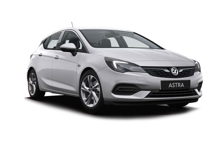 Vauxhall Astra Hatch 5Dr 1.0 i Turbo ecoTEC 105PS SRi Nav 5Dr Manual [Start Stop] front view