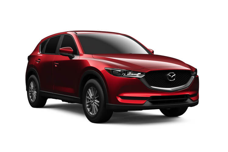 Mazda CX-5 SUV 2.2 SKYACTIV-D 150PS SE-L Nav+ 5Dr Auto [Start Stop] front view