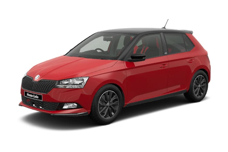 Skoda Fabia Hatch 5Dr 1.0  75PS S 5Dr Manual [Start Stop] front view