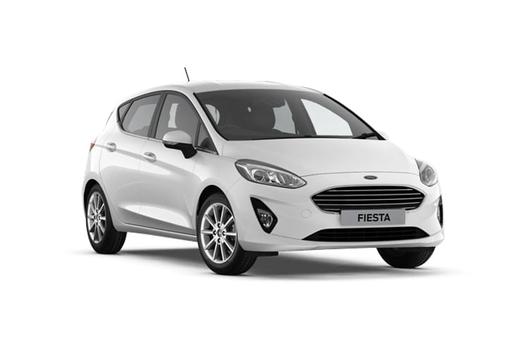 Ford Fiesta Hatch 5Dr 1.0 T EcoBoost 125PS Active Edition 5Dr Manual [Start Stop] front view