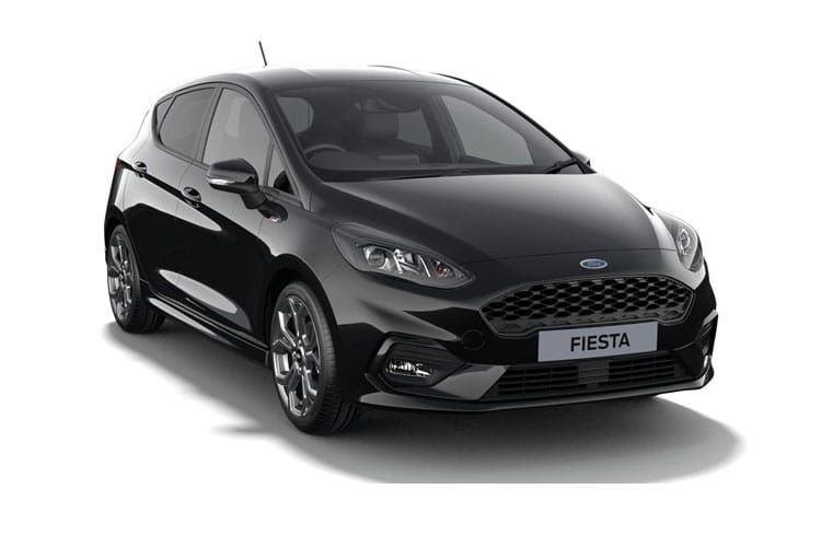 Ford Fiesta Hatch 5Dr 1.1 Ti-VCT 85PS Zetec 5Dr Manual [Start Stop] [SNav] front view