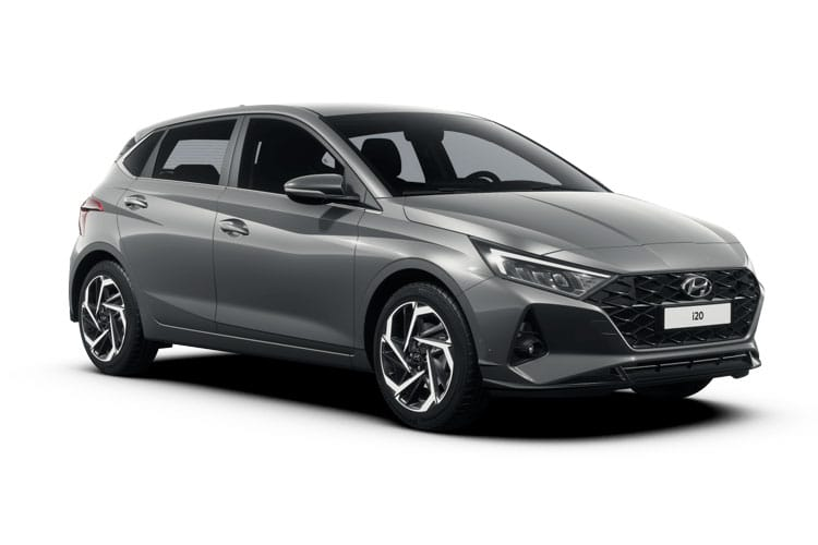 Hyundai i20 Hatch 5Dr 1.2  84PS SE 5Dr Manual front view