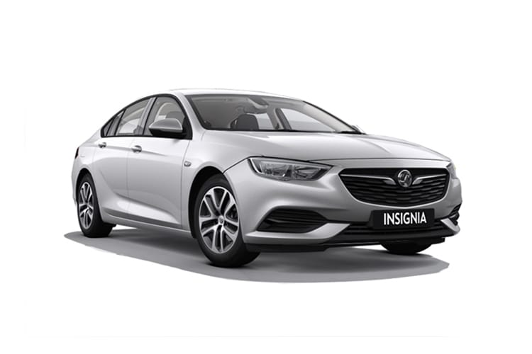 Vauxhall Insignia Grand Sport 1.6 Turbo D ecoTEC 110PS SRi Nav 5Dr Manual [Start Stop] front view