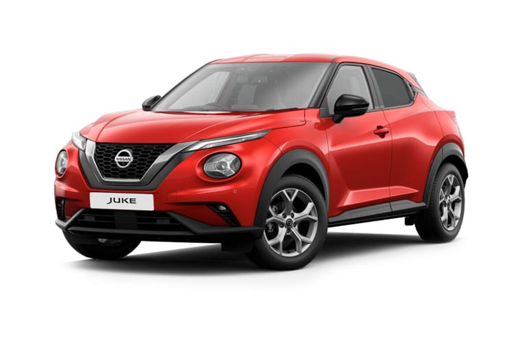 Nissan Juke SUV 1.0 DIG-T 117PS Visia 5Dr Manual [Start Stop] front view