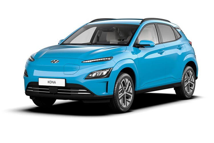 Hyundai KONA SUV 1.0 T-GDi 120PS Premium 5Dr Manual [Start Stop] front view