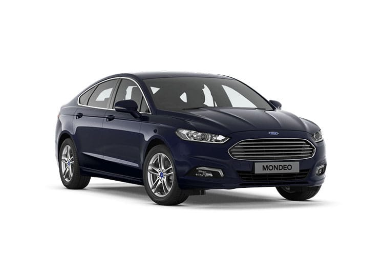 Ford Mondeo Hatch 5Dr 1.5 TDCi ECOnetic 120PS Titanium 5Dr Manual [Start Stop] front view