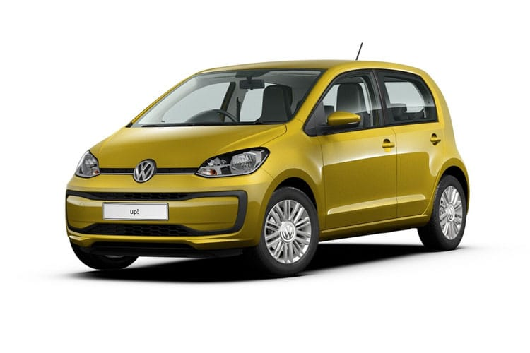 Volkswagen up! Hatch 3Dr 1.0  60PS Move up! 3Dr Manual front view