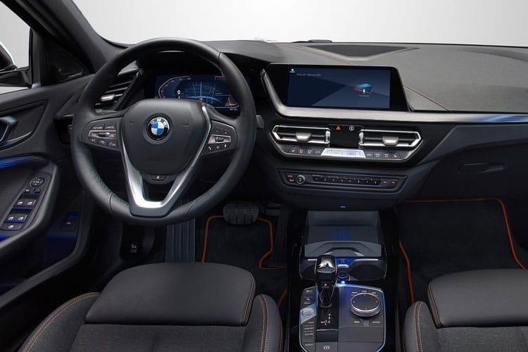 BMW 1 Series 116 Hatch 5Dr RWD 1.5 d ED 116PS ED Plus 5Dr Manual [Start Stop] inside view
