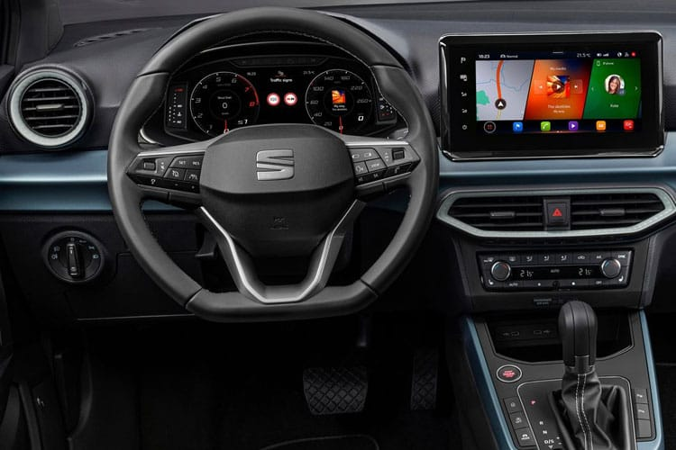 SEAT Arona SUV 1.0 TSI 95PS SE Technology 5Dr Manual [Start Stop] inside view