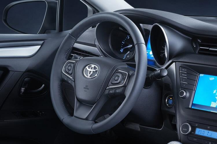 Toyota Avensis Saloon 1.6 D-4D 112PS Business Edition 4Dr Manual [Start Stop] inside view