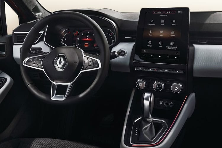 Renault Clio Hatch 5Dr 1.2 TCe 120PS Dynamique Nav 5Dr Manual [Start Stop] inside view