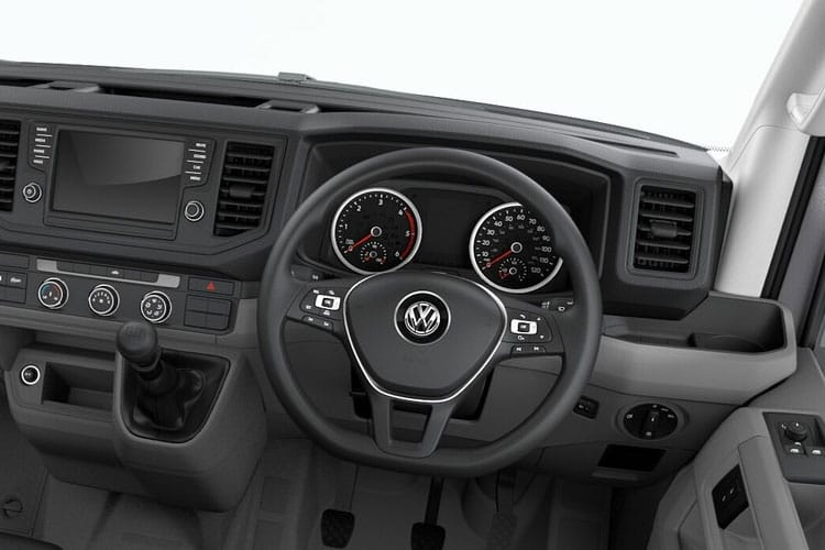 Volkswagen Crafter CR35 Maxi LWB FWD 2.0 TDI FWD 140PS Trendline Van Extra High Roof Manual [Start Stop] inside view