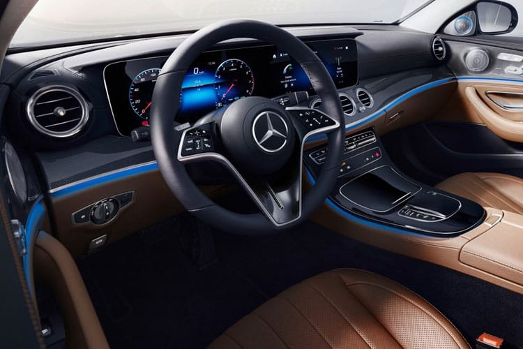 Mercedes-Benz E Class E220 Saloon 2.0 d 194PS SE 4Dr G-Tronic+ [Start Stop] inside view