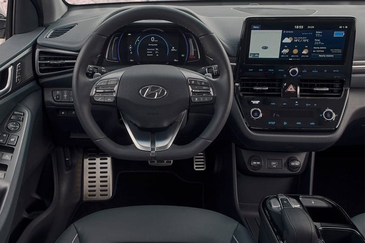 Hyundai IONIQ Hatch 5Dr 1.6 h-GDi 141PS SE 5Dr DCT [Start Stop] inside view