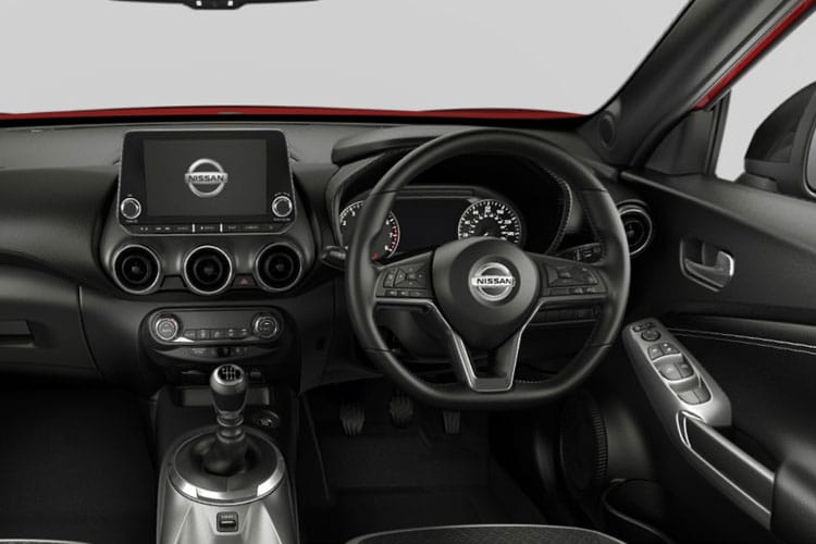 Nissan Juke SUV 1.0 DIG-T 117PS Visia 5Dr Manual [Start Stop] inside view
