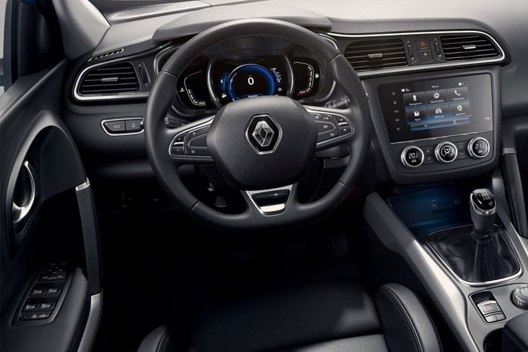 Renault KADJAR SUV 2wd 1.3 TCe 160PS GT Line 5Dr Manual [Start Stop] inside view