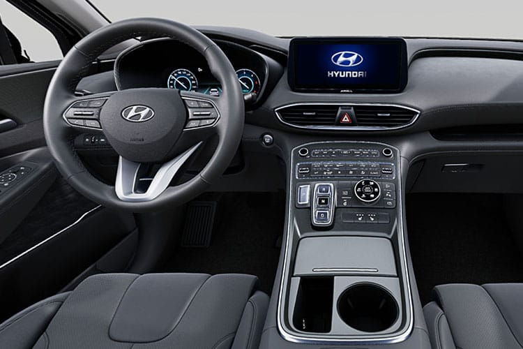Hyundai KONA SUV 1.0 T-GDi 120PS Premium 5Dr Manual [Start Stop] inside view