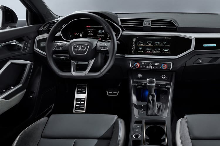 Audi Q3 SUV 5Dr 1.4 TFSI CoD 150PS Sport 5Dr Manual [Start Stop] inside view
