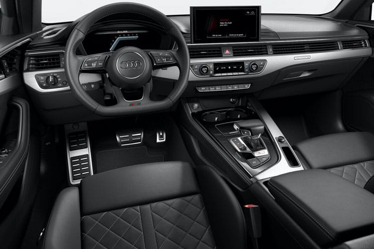 Audi A4 Saloon 4Dr 2.0 TDI ultra 136PS SE Technik 4Dr Manual [Start Stop] inside view