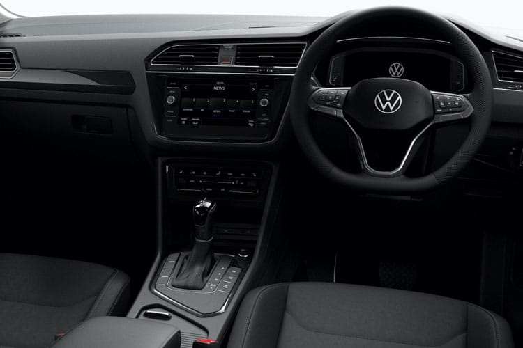 Volkswagen Tiguan SUV 2wd SWB 2.0 TDI 150PS SE Navigation 5Dr Manual [Start Stop] inside view