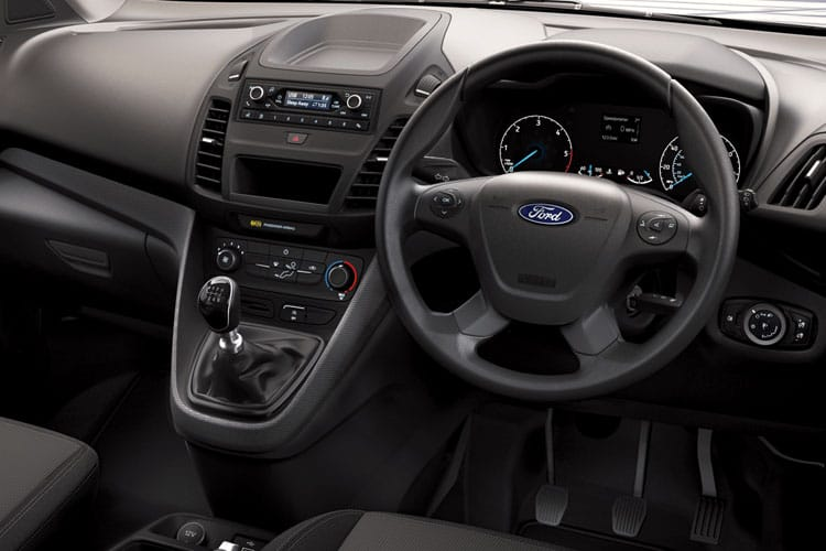 Ford Transit Connect 240 L2 1.5 EcoBlue FWD 120PS Trend Van Manual [Start Stop] inside view