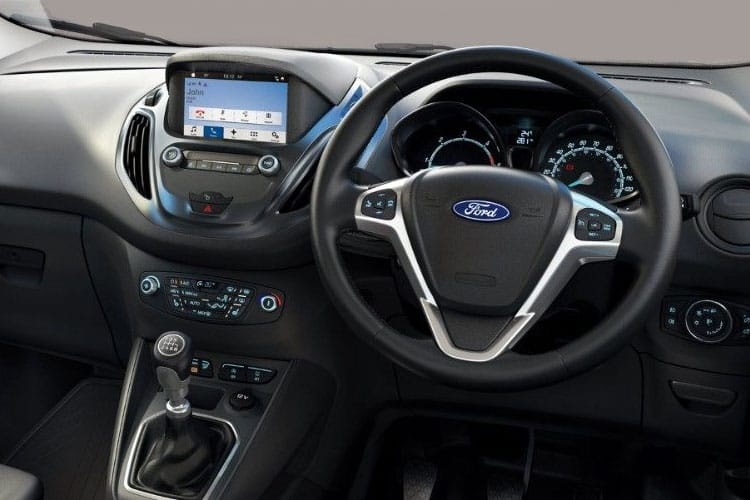 Ford Transit Courier N1 1.5 TDCi FWD 100PS Trend Van Manual [Start Stop] inside view